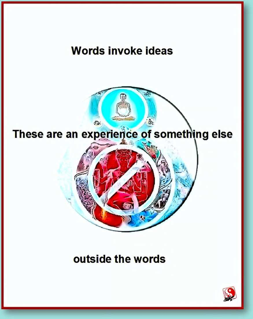 WORDS INVOKE IDEAS